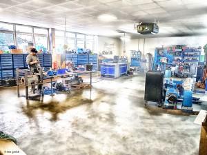 Reparatur vor Ort oder in unserer modernen Werkstatt